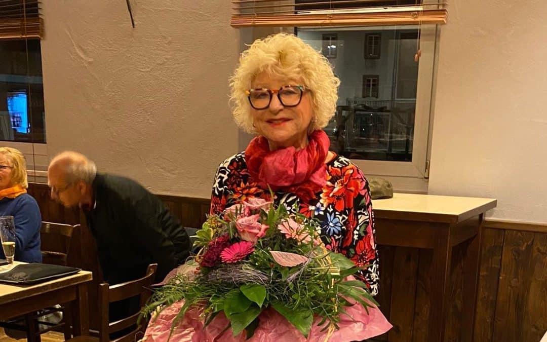 Ehrenmitglied beim TV Kübelberg